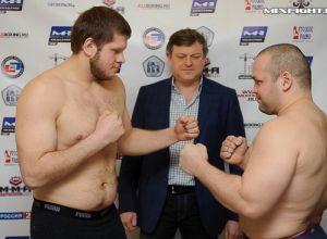 Marcin Tybura vs Denis Komkin
