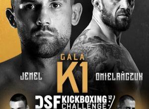 DSF Kickboxing Challenge 12