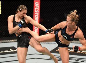 Irene Aldana vs Holly Holm