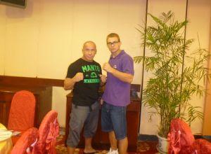 Piotr Strus Sanda MMA