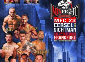 Mix Fight Gala 23 Frankfurt