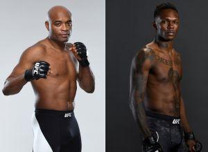 Anderson vs Adesanya