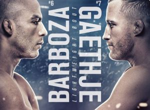UFC on ESPN 2 Barboza vs. Gaethje