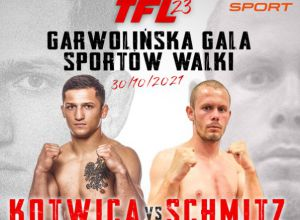 TFL 23 Kotwica vs Schmitz