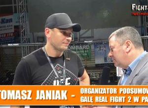 Real Fight 2 Tomasz Janiak
