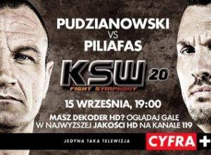 KSW 20 PPV