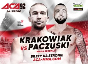 ACA 92 Paczuski vs Krakowiak