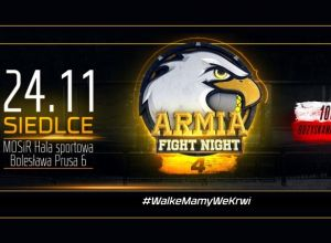 Armia Fight Night 4 Siedlce