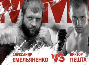 Emelianenko vs Pesta