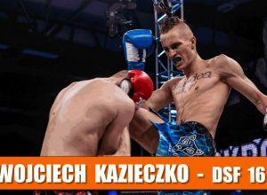[fot. DSF Kickboxing Challenge] Wojciech Kazieczko