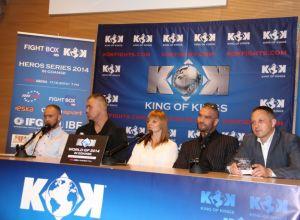 KOK World GP 2014 In Gdansk