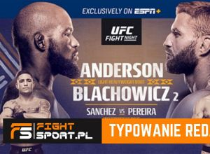 UFC on ESPN+ 25 Blachowicz vs Anderson 2