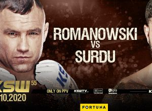 KSW 55 Romanowski vs Surdu