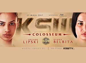 KSW Colosseum Lipski vs Belbita
