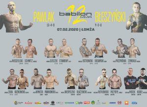 Babilon MMA 12 karta walk