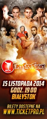 Gala Sportów Walki East Side Fight 1