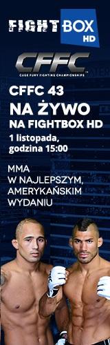 FightBox Gala CFFC 43