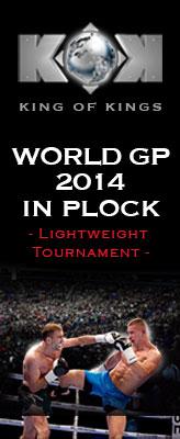 KOK World GP 2014 in Plock