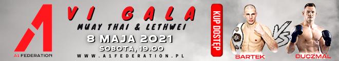 A1 Federation VI Gala Muay Thai & Lethwei