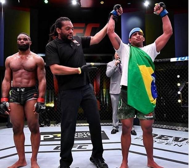 Pojedynek Kamaru Usman vs Gilbert Burns powraca na UFC 258