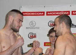 Arena MMA 1: ważenie zawodników_4