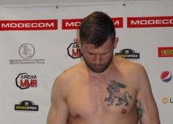 Arena MMA 1: ważenie zawodników_8