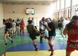 Husarz Białystok_1 - Trening w klubie Husarz Białystok