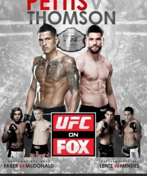 UFC on FOX 9 Johnson vs Benavidez 2: Sacramento, 14/12/2013