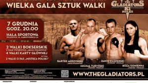 The Gladiators K-1 Rules: wyniki gali w Polkowicach!