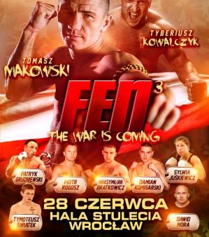 Fight Exclusive Night 3: Wrocław, 28/06/2014