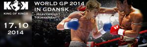 KOK World GP in Gdansk: Gdańsk, 17/10/2014