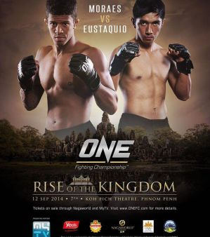 ONE FC 20: Rise of the Kingdom: Phnom Penh, 12/09/2014