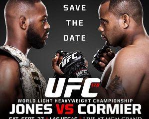UFC 178 Johnson vs. Cariaso: Las Vegas, 27/09/2014