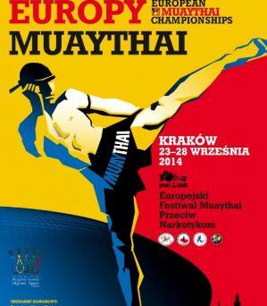 Mistrzostwa Europy MuayThai 2014: Kraków, 23-28/09/2014