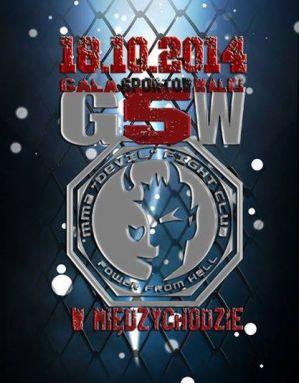 V Gala Sportów Walki: Międzychód, 18/10/2014