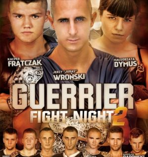Guerrier Fight Night II: Ostrów Wielkopolski, 08/11/2014