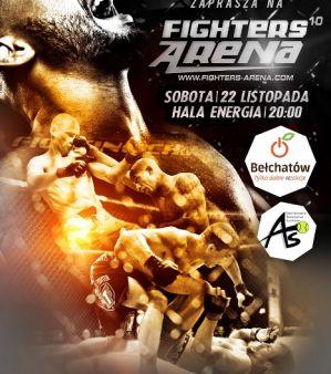 Fighters Arena 10: Bełchatów, 22/11/2014