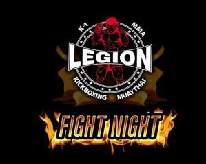 Legion Fight Night: Głogów, 21/03/2015
