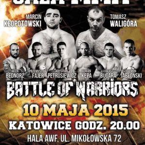 Battle of Warriors: Katowice, 10/05/2015