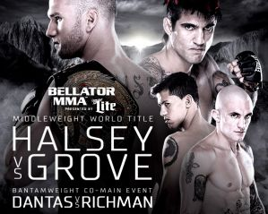 Bellator 137: Halsey vs Grove: Temecula, 15/05/2015