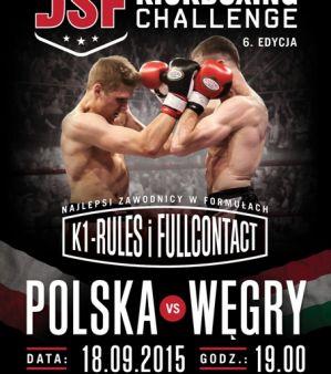 DSF Kickboxing Challenge odwołuje gale w 2015 roku!