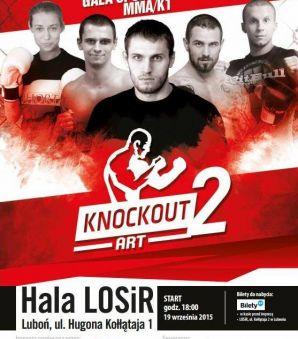 Knockout Art 2: Luboń, 19/09/2015