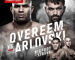 UFC Fight Night 87 Overeem vs Arlovski: Rotterdam, 08/05/2016