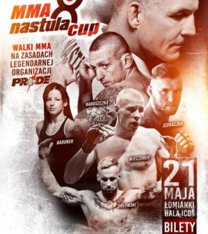 Nastula Cup 1 / PLMMA 67: Łomianki, 21/05/2016