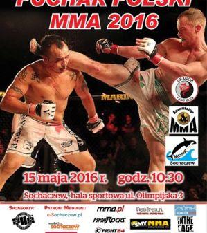 Puchar Polski MMA 2016 ALMMA: Sochaczew, 15/05/2016
