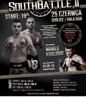 South Battle II: Gorlice, 25/06/2016