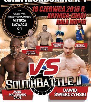 South Battle II: Krynica, 18/06/2016