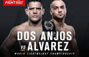 UFC Fight Night 90 dos Anjos vs. Alvarez: Las Vegas, 07/07/2016