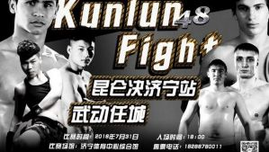 Kunlun Fight 48: Jining, 31/07/2016