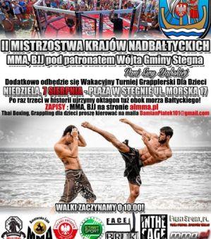 Zaproszenie na ALMMA 115 w Stegnie - II Mistrzostwa Krajów Nadbałtyckich